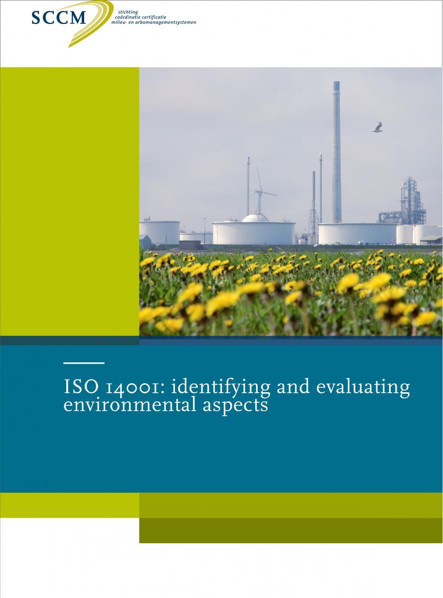 engelse vertaling informatieblad milieuaspecten